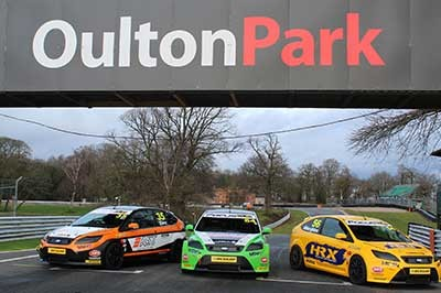 Round 3 at Oulton Park 20th July