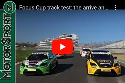 Focus Cup Track Test