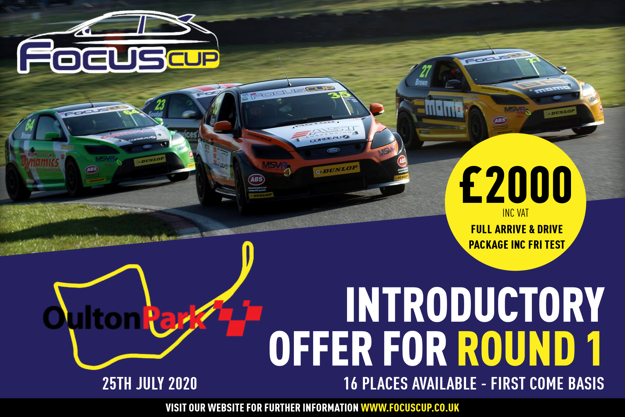 Introductory Offer For Round 1