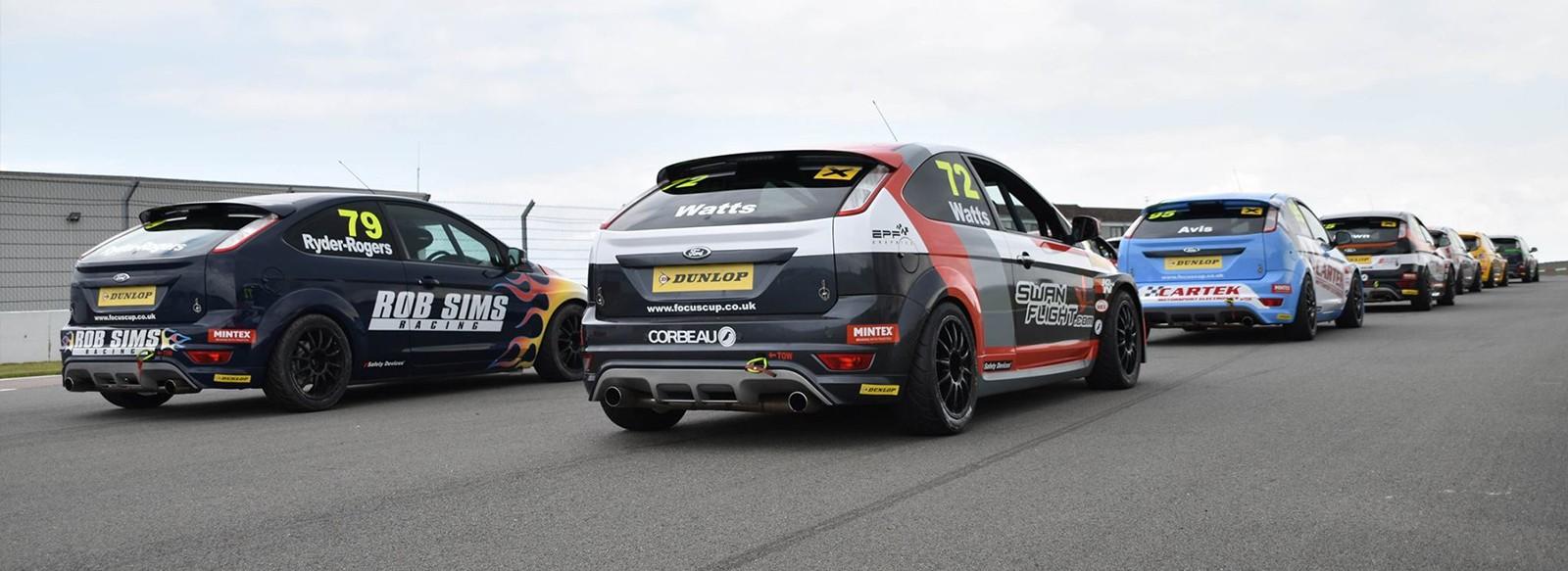 Focus Cup Car Banner
