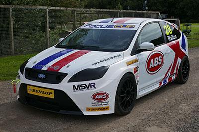 ABS Motorsport Car